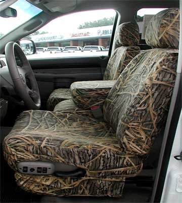 front hatchie seat twill covers bottom