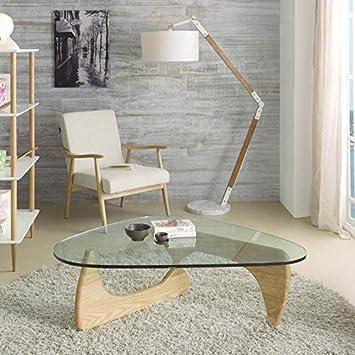 Wohnzimmertisch im skandinavischen Design : Modell ESSE Holz 126x36,5x90cms.