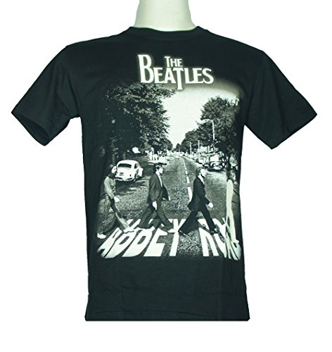 The-Beatles-Abbey-Road-Tamao-Extra-Grande-XL-Nuevo-Camiseta-1237