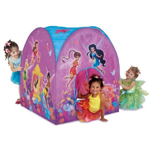 Disney Fairies Tinkerbell Great Fairy Rescue Let's Pretend Playhut