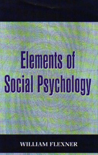 Elements of Social Psychology