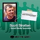Scott Stratten - Social Media Specialist: Conversations with the Best Entrepreneurs on the Planet Rede von Scott Stratten Gesprochen von: Mike Giles
