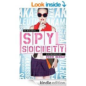 Spy Society: An AKA Novel