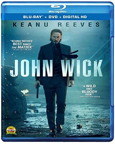 John Wick [Blu-ray + DVD + Digital HD]