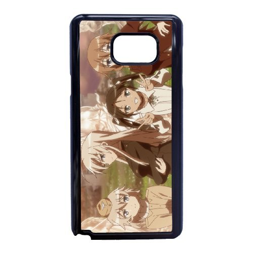 Personalised Custom Samsung Galaxy Note 5 Phone Case STRIKE WITCHES
