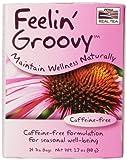 Real Tea, Feelin' Groovy, Caffeine-Free, 24 Tea Bags, 1.7 oz (48 g)