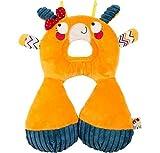 Reposacabezas infantil / Travel Pillow for Babies and Toddlers - Tuc Tuc Baobab Jirafa