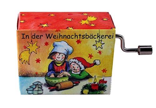Spieluhr-In-der-Weihnachtsbckerei-von-Rolf-Zuckowski-Schnes-Geschenk-fr-Musiker