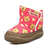Winnie The Pooh Girls' Boots/ Little Kids' High Top Winter Boot