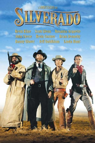 Silverado-Poster-Movie-C-11x17-Kevin-Kline-Scott-Glenn-Kevin-Costner-Danny-Glover