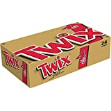 Twix Caramel King Size Bar, 3.02-Ounce (Pack of 24)