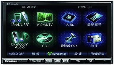 パナソニック(Panasonic) ストラーダ CN-AS300D