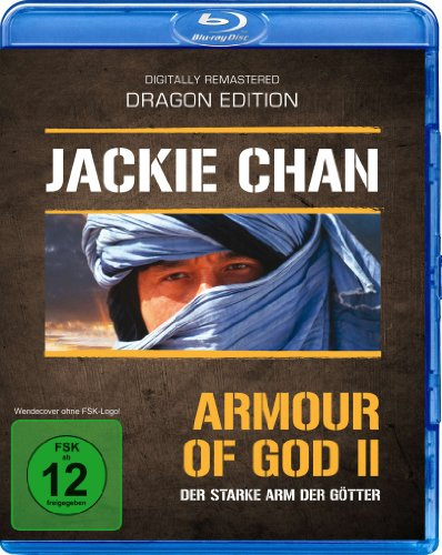 Jackie Chan - Armour of God 2 - Der starke Arm der Götter - Dragon Edition [Blu-ray]