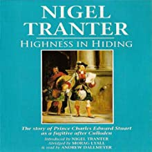 Highness in Hiding Audiobook by Nigel Tranter Narrated by Andrew Dallmeyer