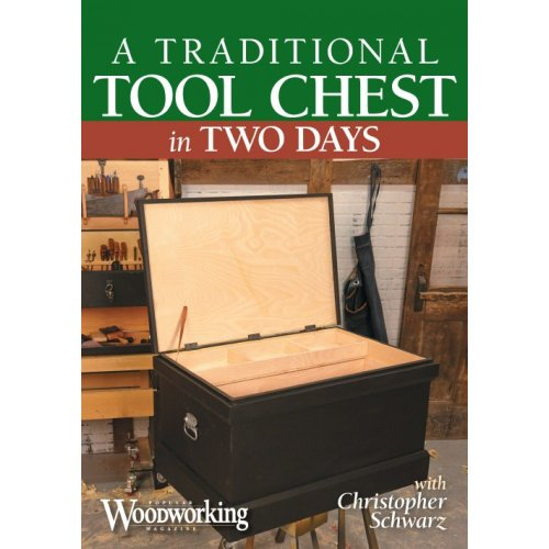 A Traditional Tool Chest in Two Days