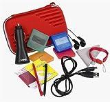 echange, troc DSi Pro Pack - Red (Nintendo DS) [import anglais]