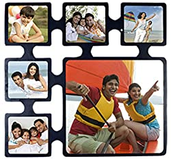 Pyramidmart Personalized Square Collage Photo Frame