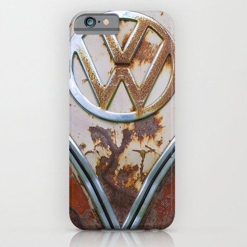 iPhone6ケース society6(ソサエシティシックス) Rusty VWフォルクスワーゲン デザイナーズiPhoneケース 正規輸入品