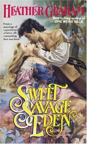 Sweet Savage Eden (North American Woman)