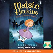Maisie Hitchins: The Case of the Stolen Sixpence (       UNABRIDGED) by Holly Webb Narrated by Victoria Fox