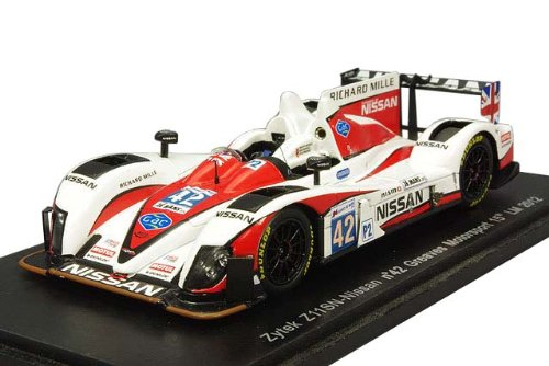 spark-model-1-43-scale-prefinished-fully-detailed-resin-model-zylek-z11sn-nissan-15th-2012-lemans-gr