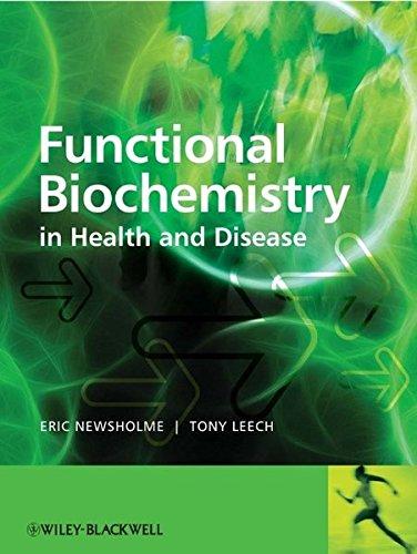 Functional Biochemistry in Health: Metabolic Regulation in Health