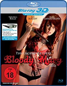Bloody Mary - The Legend Returns [3D Blu-ray] [Special Edition]