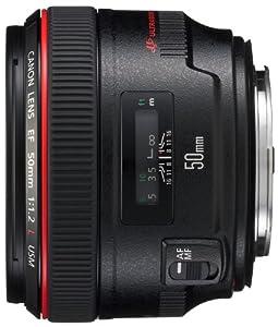Canon EF 50mm/1:1,2 L USM Objektiv (72 mm Filtergewinde)