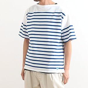 (オーシバル)ORCIVAL メンズ ラッセル フレンチセーラーTシャツ 6116 RC01WC