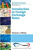 img - for Introduction to Foreign Exchange Rates book / textbook / text book