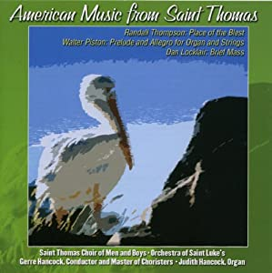 American Music From St Thomas