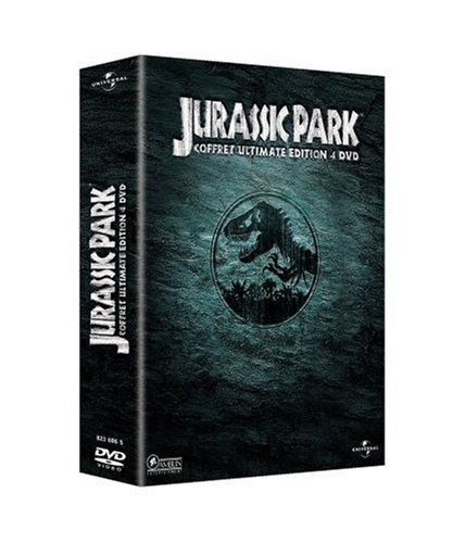 Jurassic Park : La Trilogie - Ultimate �dition 4 DVD