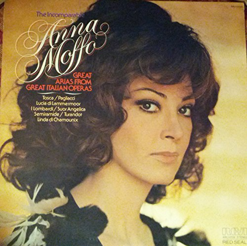 great arias from great italian operas LP (Italian Opera Vinyl compare prices)