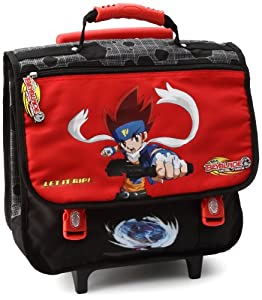 beyblade 07051158 fourniture scolaire cartable roulettes. Black Bedroom Furniture Sets. Home Design Ideas