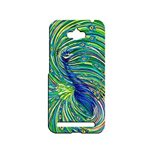 G-STAR Designer Printed Back Case / Back Cover for Asus Zenfone Max (Multicolour)