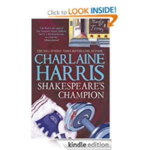 Shakespeare's Champion: Lily Bard: Book Two