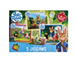 Peter Rabbit 3-in-a-Box Jigsaws