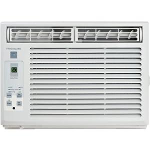 Frigidaire Energy Star 5,000 BTU 115V Window-Mounted Mini-Compact Air Conditioner w/ Full-Function Remote Control, FFRE0533Q1