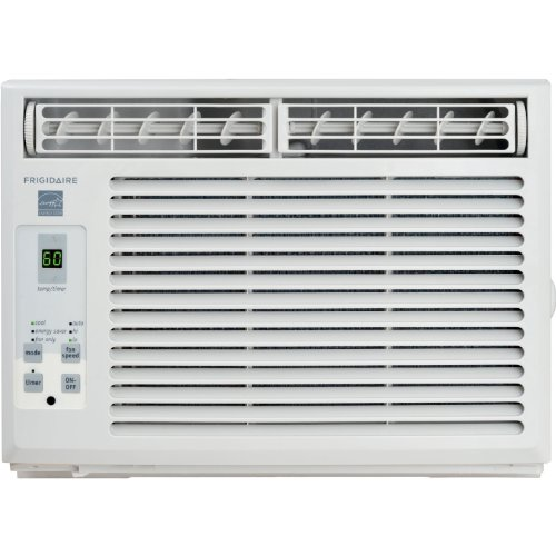 Frigidaire FFRE0533Q1 5,000 BTU 115V Window-Mounted Mini-Closely-knit Air Conditioner with Full-Function Remote Control