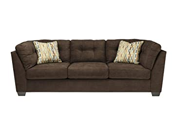 Delta City Chocolate Sofa