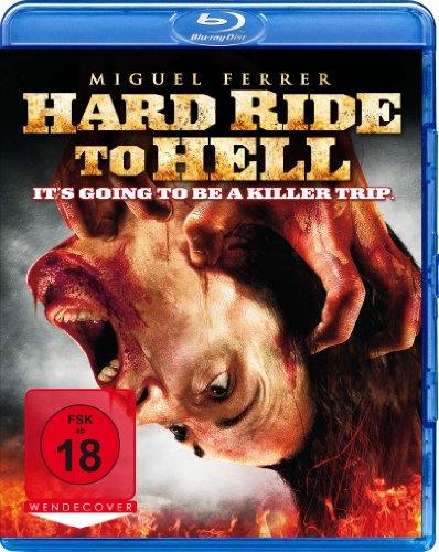 Hard Ride to Hell [Blu-ray]
