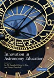 img - for Innovation in Astronomy Education book / textbook / text book