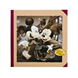 FUJICOLOR album free Disney character F-10B (BK) Mickey bike [Black mount] 11-20 page character Brown 21 513 (japan import)