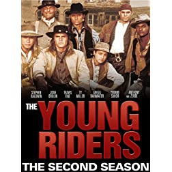 The Young Riders: Season 2 - Digitally Remastered