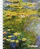 2015 Monet Deluxe Engagement Calendar