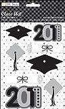 Class Act Felt Stickers 45X6 Sheet 2011