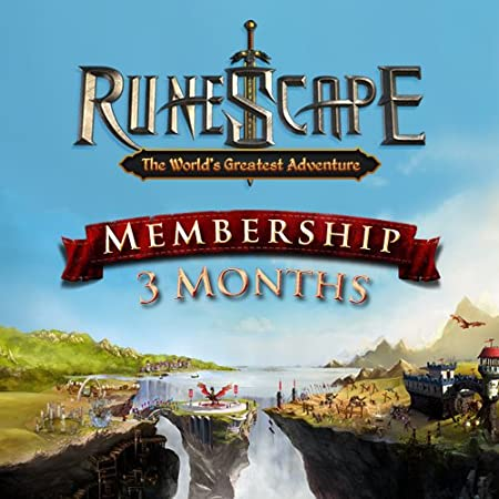 90 Day Membership: RuneScape [Game Connect]