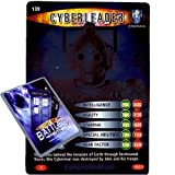 Doctor Who - Single Card : Exterminator 139 Cyber Leader Dr Who Battles in Time Rare Card