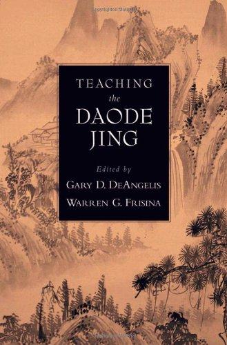 Teaching the Daode Jing (AAR Teaching Religious Studies Series)