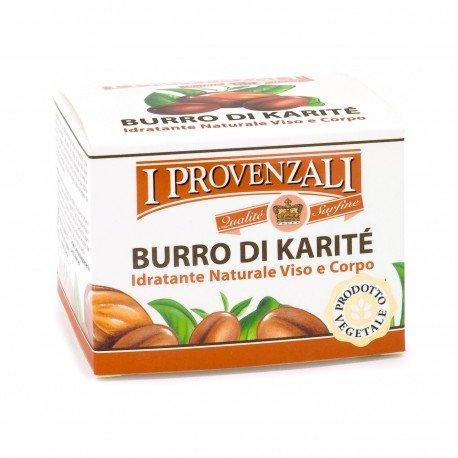 Burro di karite' Idratante Naturale Viso-Corpo 100 ml